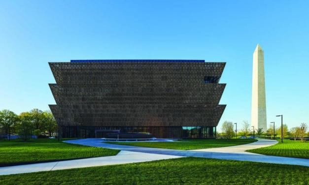 Overwhelming but Inspiring Look at New Smithsonian Museum