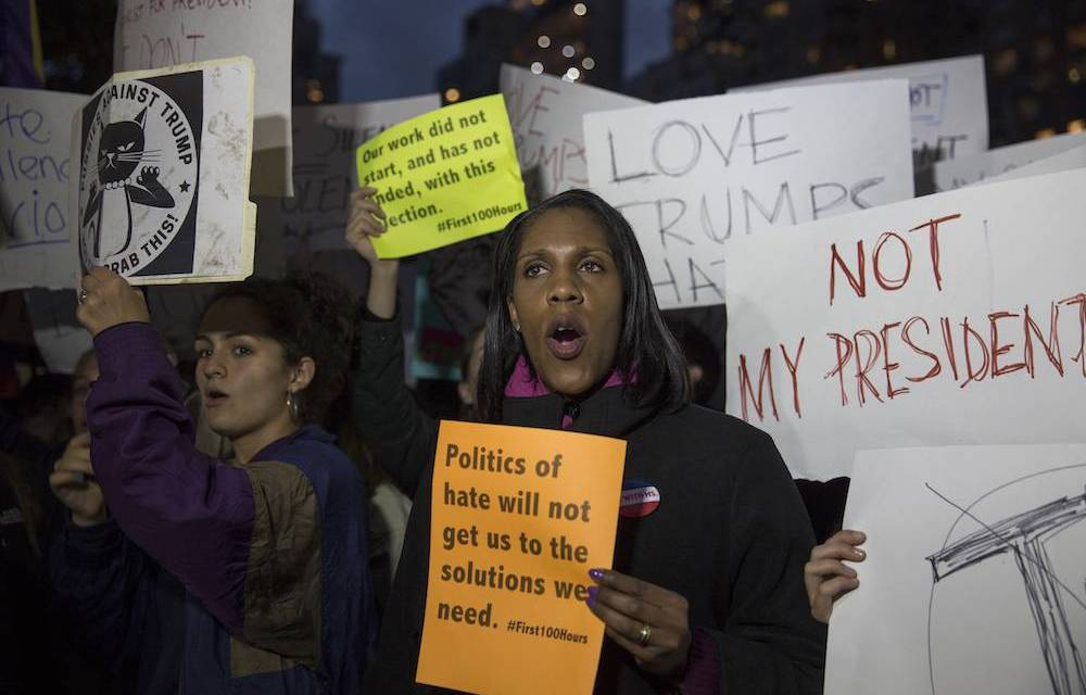 Surviving and Thriving While Black in Trump's America