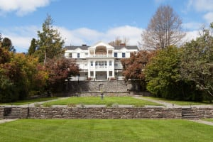 The Mansion at Noble Lane is a spa resort in the Poconos.