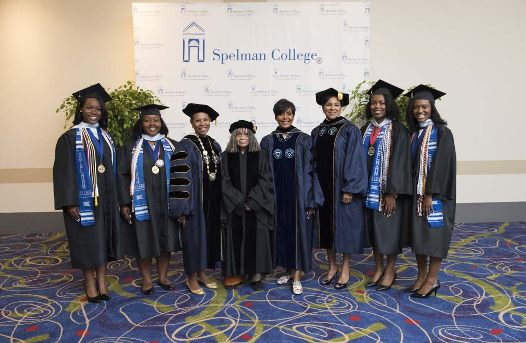 "Madame Mayor: Spelman Protest ""Hurt, "" Bottoms Says"