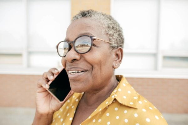 When Is It Time to Take an Elder's Cell Phone?