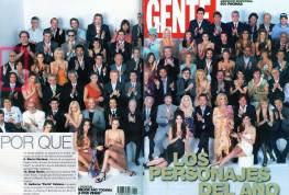 Fierita en Los Personajes del Año - Gente - 2009