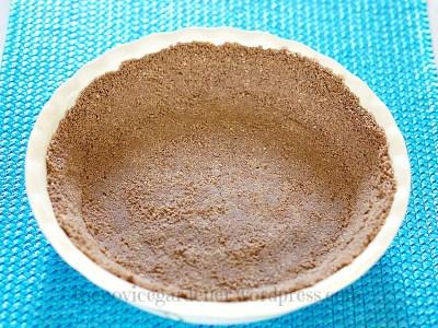 nutella graham cracker pie crust