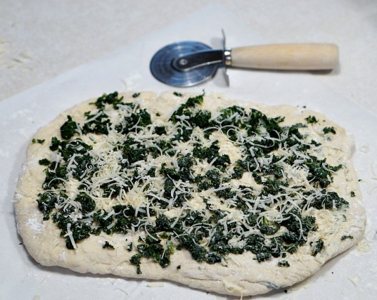 kale parmesan pizza crust | fiestafriday.net