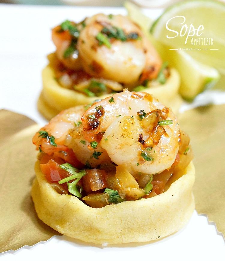 sope appetizer | fiestafriday.net