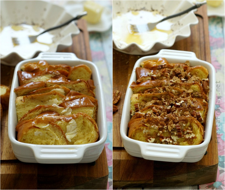 making french toast casserole | fiestafriday.net