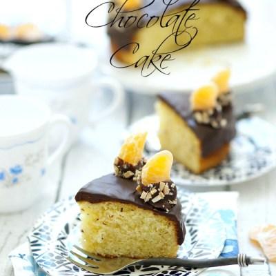 Clementine Chocolate Cake