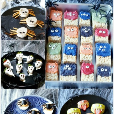 Easy-to-make Halloween Treats