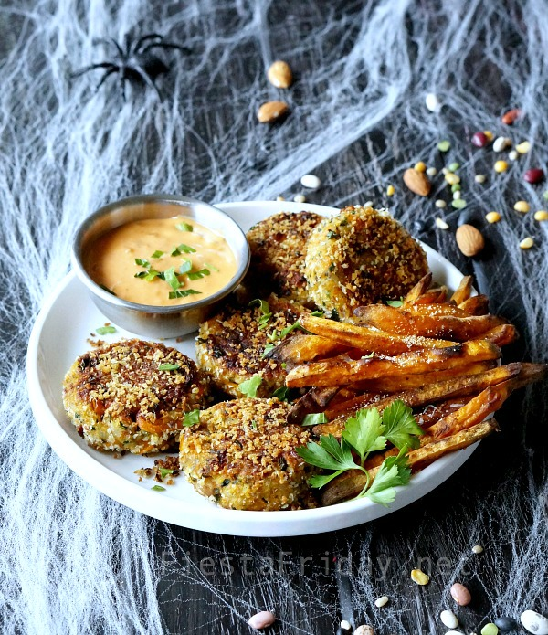 vegan-vegetable-patties | fiestafriday.net