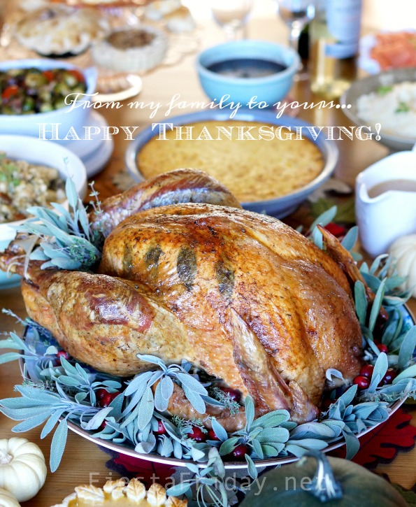 thanksgiving-turkey | fiestafriday.net