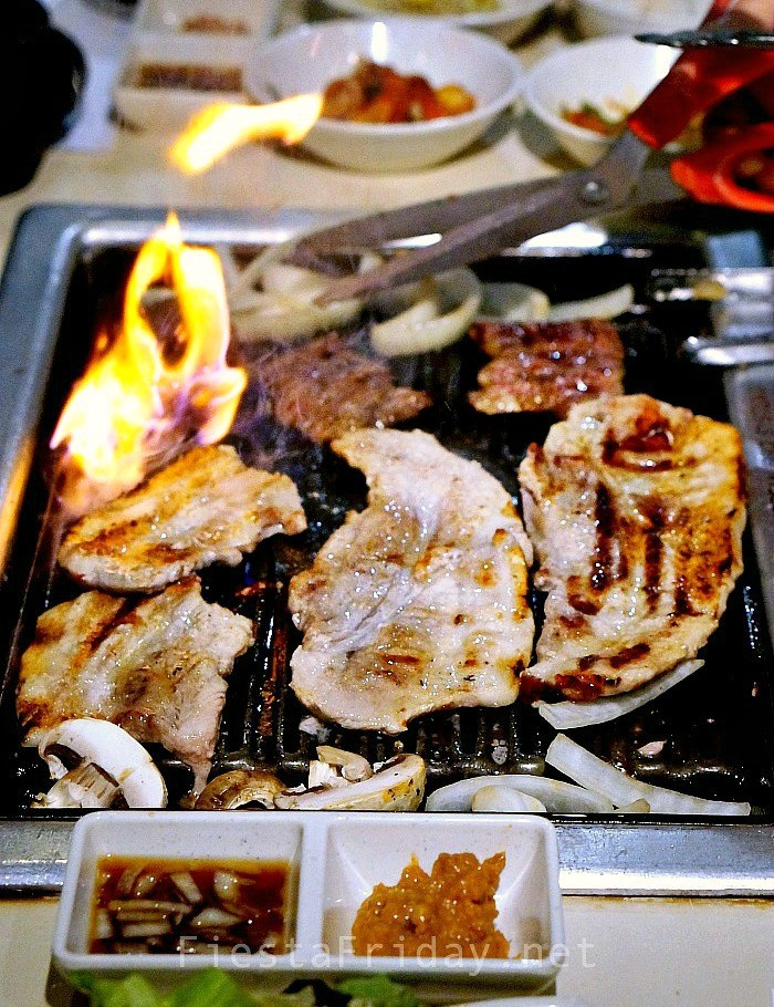 Korean BBQ | FiestaFriday.net
