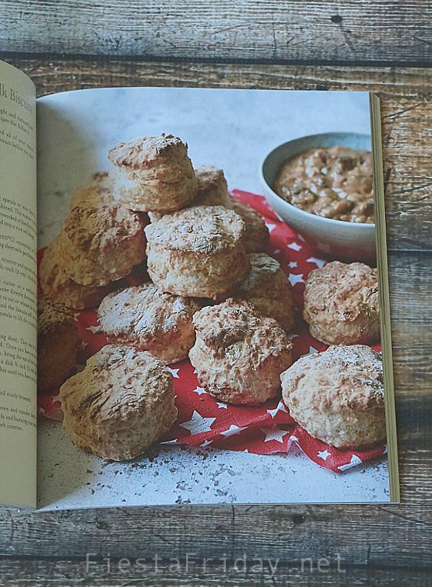 Wonderful Buttermilk Biscuits by Elaine Boddy | FiestaFriday.net