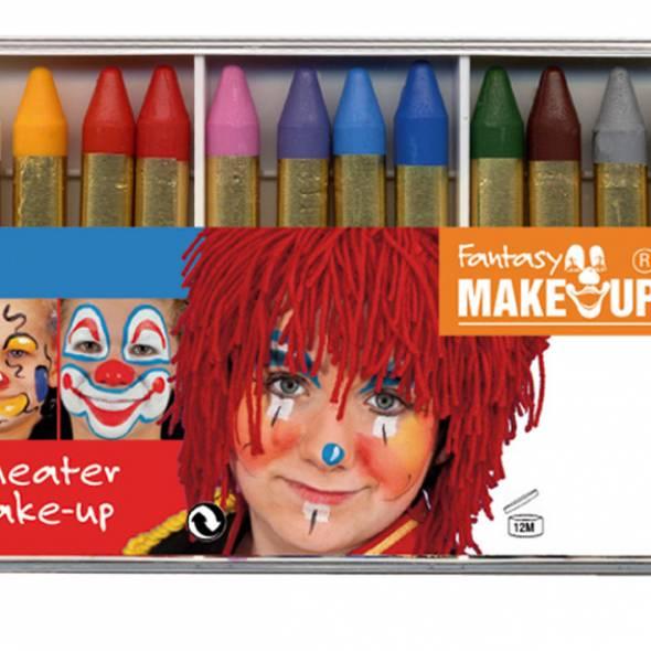 Crayons fard gras