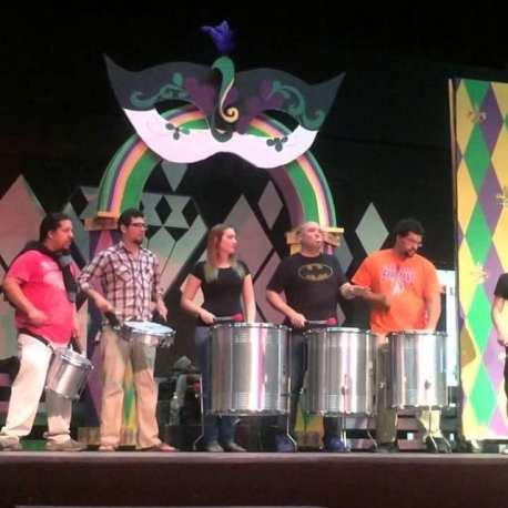 Samba Batucada Alma de Fogo