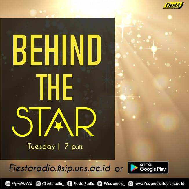 Behind The Star