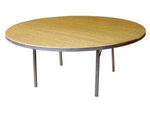 Round Folding Table 1.5m