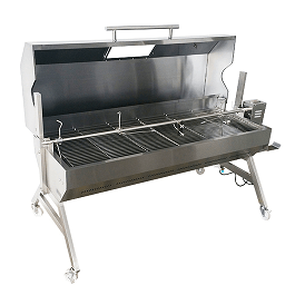 Gas Oven/Spit Combi