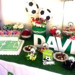 Mesa dulce o candy bar Fútbol