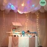 Mesa dulce Comunión o bautizo