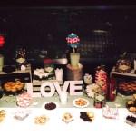 Mesas dulces para bodas y comuniones