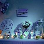 Aniversario de boda con temática ibicenca
