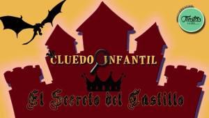 Banner Cluedo infantil El Secreto del Castillo