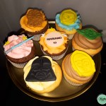 Cup Cakes Star Wars