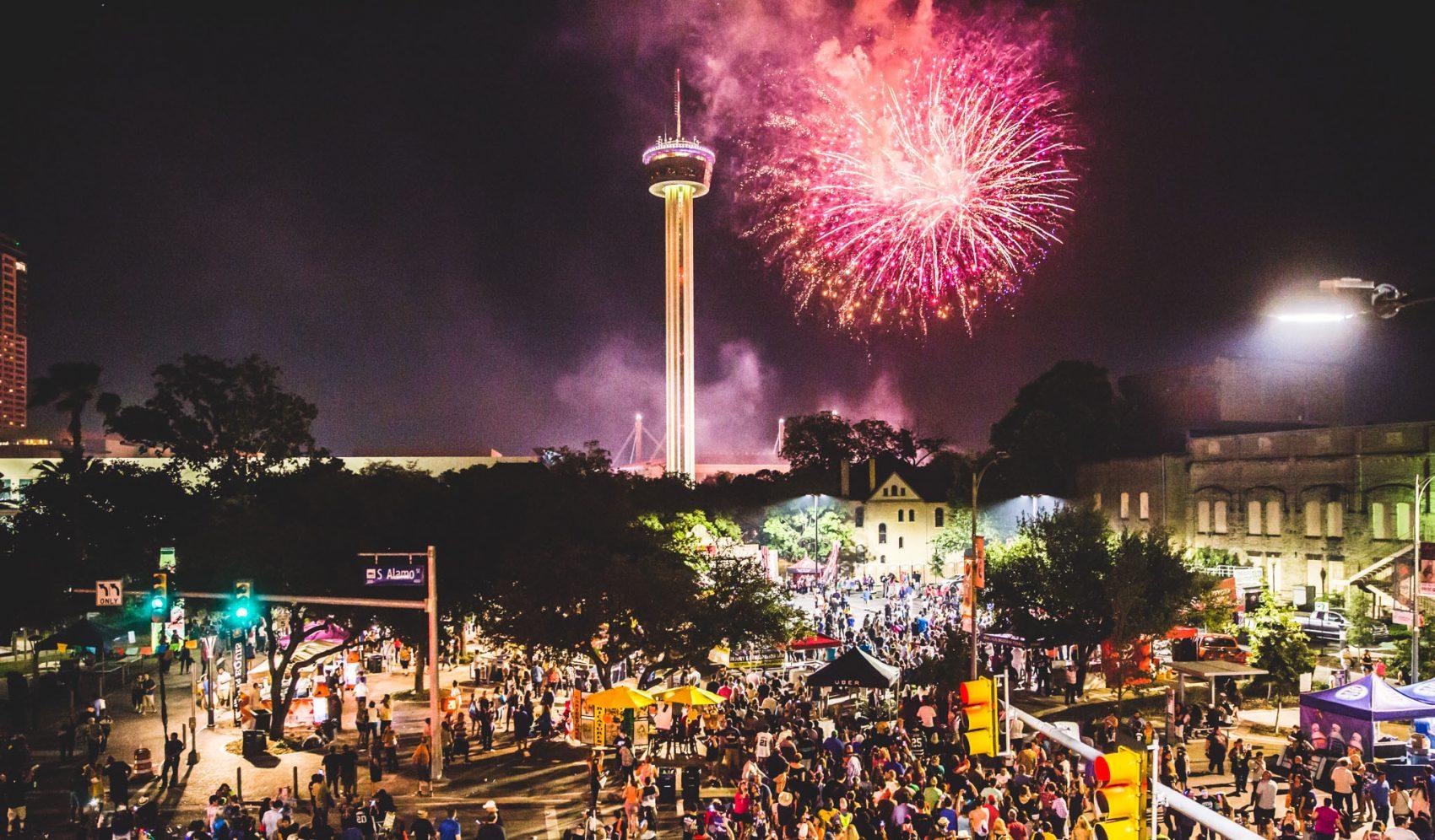 Fiesta San Antonio 2020 Calendar Fiesta® Fiesta at Hemisfair