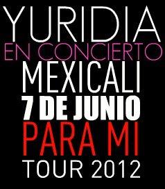 yuridia mexicali 2012