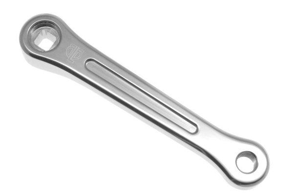 BLB Pista Vera Linker Crank Arm - Zilver