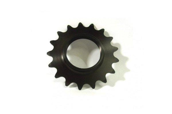 Fixed Tandwiel 17t - Zwart + Lockring