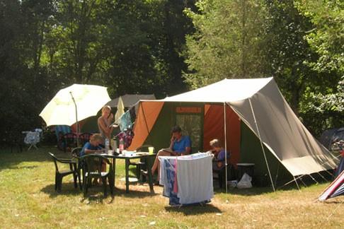 Tent huren in Limeuil, Dordogne.