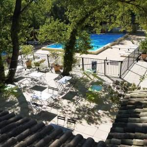 Tent huren in Tulette, Provence.