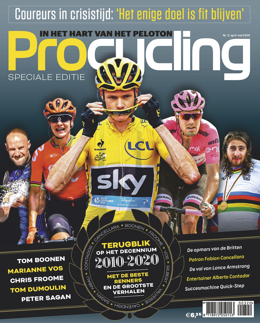 Procycling Special mei 2020