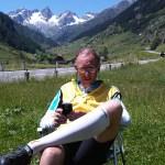 3juli2011 Cornelis zonder fiets maar met leesbril