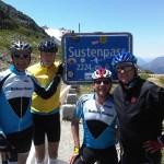 3juli2011 Sustenpas! 1700 hoogtemeters in één klim