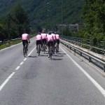 5juli2011 Roze peloton
