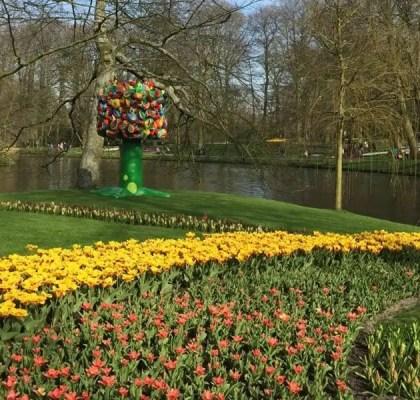 Los jardines de Keukenhof Holanda