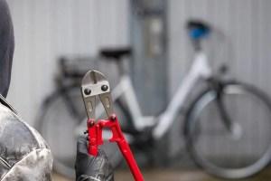 Robo de bicicleta
