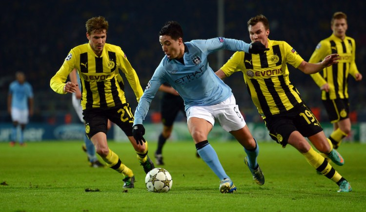 Manchester City vs Borussia Dortmund Live Stream ICC ...