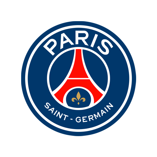 Paris Saint Germain PSG Logo