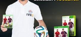FIFA 15 Türkiye Kapağı Arda Turan