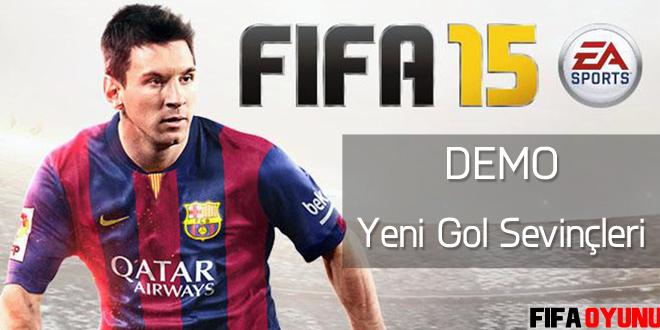demo gol sevinçleri