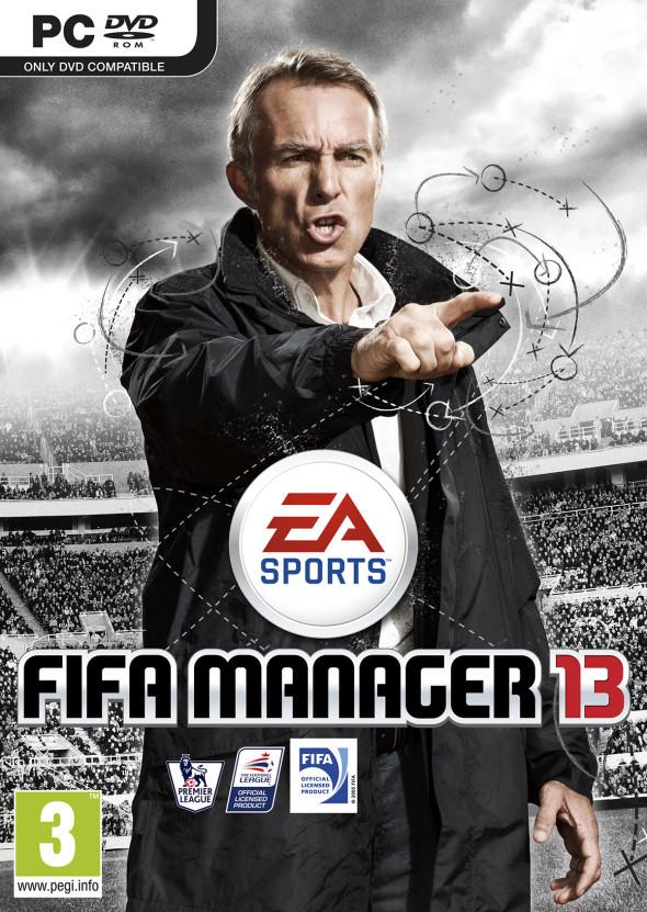 fifa manager 2013 kapak fotoğrafı