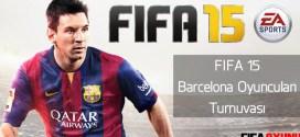 Barcelona Oyuncuları Turnuvası
