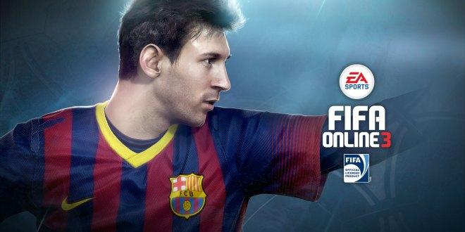 fifa online 3 messi