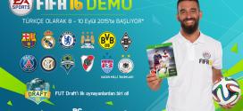 FIFA 16 Çıkış Tarihi
