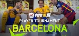 fifa16 barcelona turnuvası