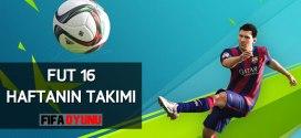 FIFA 16 FUT TOTW