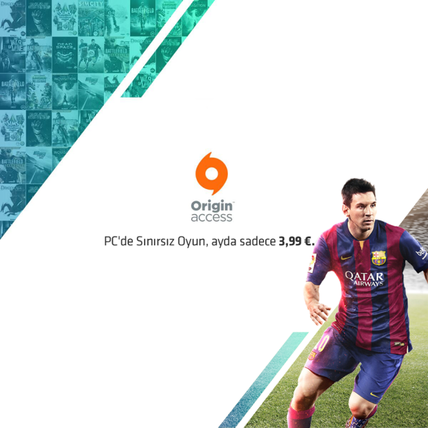 origin access türkiye